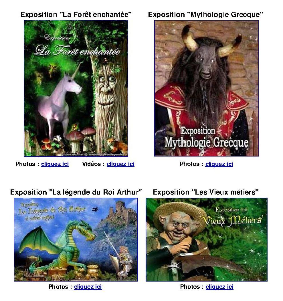 Expositions_vnementielles_2_-_La_Fort_enchante_-_La_Lgende_du_roi_Arhtur_-_Les_Vieux_mtiers_-_Mythologie_Grecque