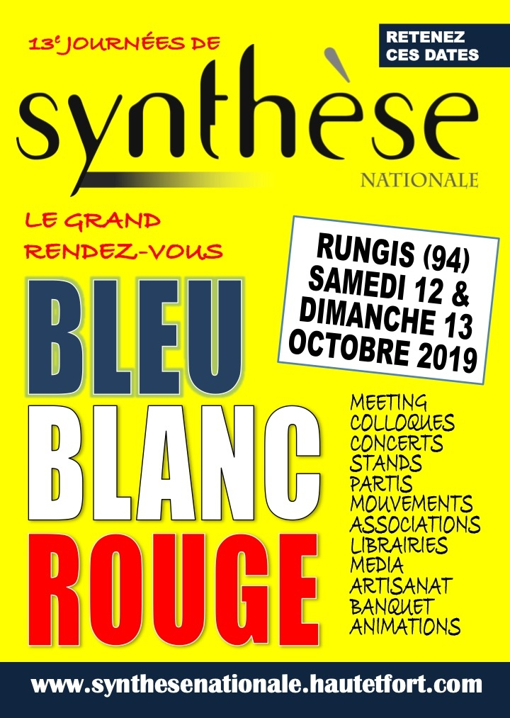 synthese12et13ocotbre2019