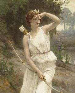 Guillaume Seignac Diana The Huntress